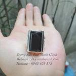 Nhẫn bạc Nam NN011
