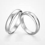 Nhẫn đôi Nơi Tình Yêu Bắt Đầu