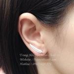 Bông tai đeo vành tai BT053
