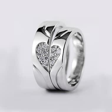 Nhẫn đôi Trót Yêu