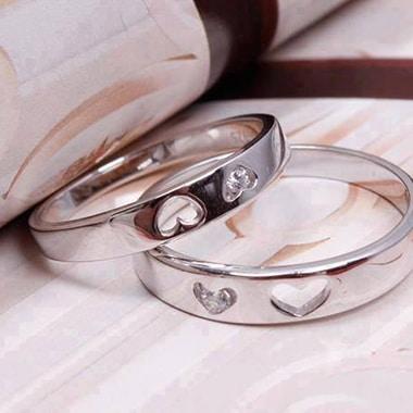 Nhẫn đôi Chung Tình