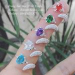 Nhẫn bạc nữ Hồ Ly NNU094