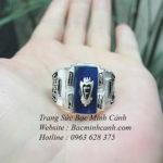 Nhẫn mỹ bạc JASON NN044