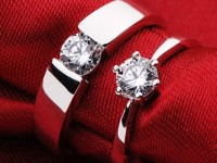Nhẫn đôi bạc Ngọt Ngào