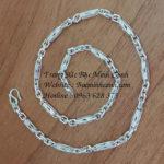 Dây chuyền bạc nam đẹp DCN013