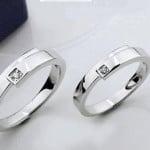 Nhẫn đôi Vĩnh Cửu