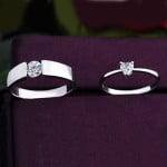 Nhẫn đôi Yêu Thương