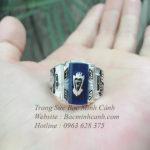 Nhẫn Mỹ bạc 925 đẹp NN023