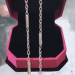 Vòng đeo cổ bạc dành cho bé trai TE048