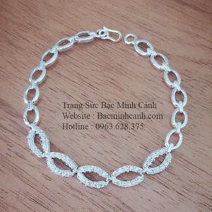 Lắc tay nữ lấp lánh LTNU026