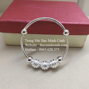 Lắc bạc trẻ em tại Hà Nội TE042