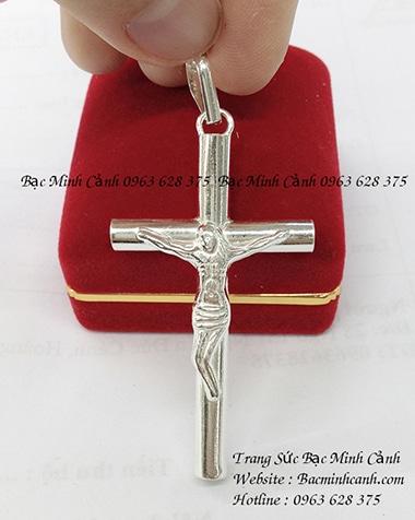 Mặt dây chuyền thánh giá MN005