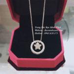 Dây chuyền vòng tròn lồng ngôi sao DCNU142