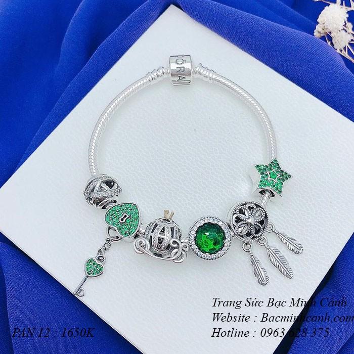 vong-tay-pandora-charm-xanh-bacminhcanh-2