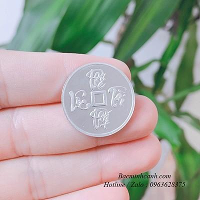 Đồng bạc đánh gió Phúc Lộc Phát Tài DX010