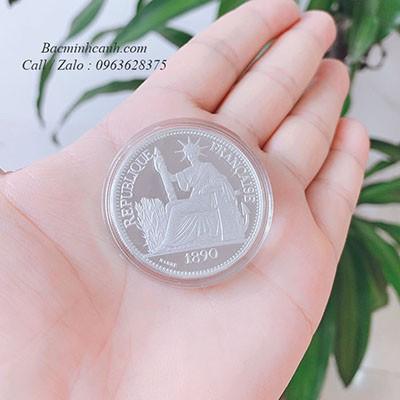 Đồng Bạc Hoa Xòe Đông Dương DX008